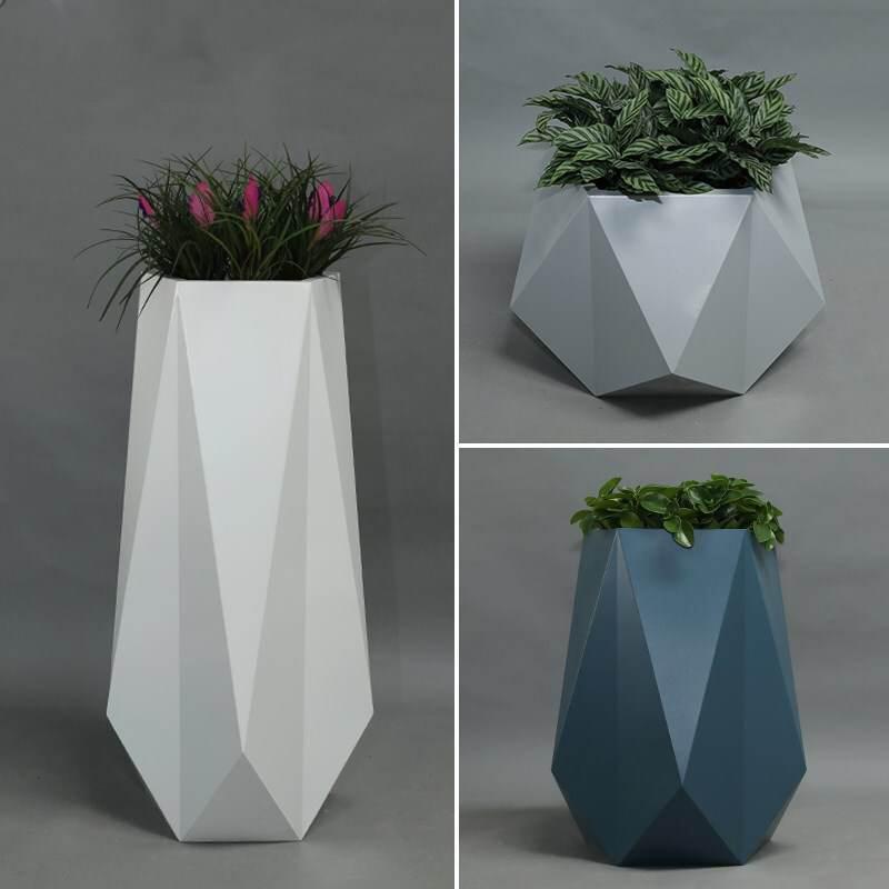 玻璃鋼折紙花盆6.jpg